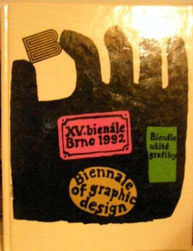 XV. bienále užité grafiky - Brno 1992