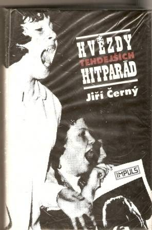 Hvězdy tehdejších hitparád - J. Černý