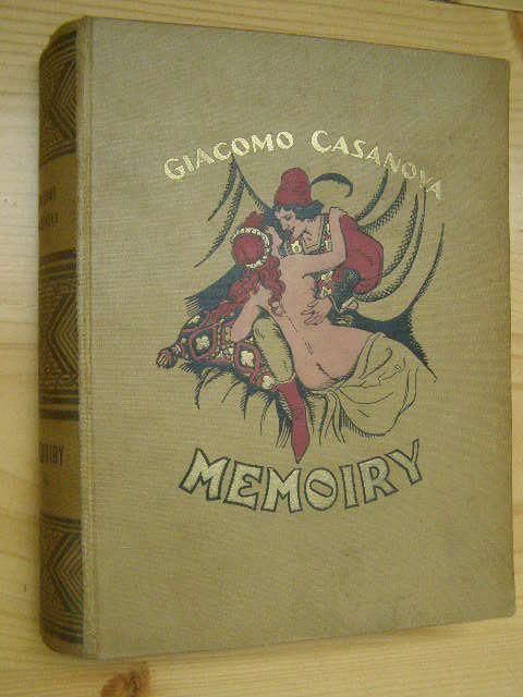 Memoiry V. - G. Casanova