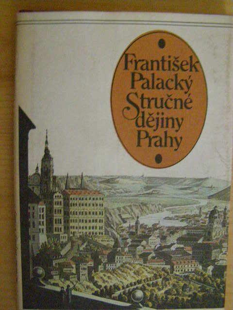 Praha, historie, místopis