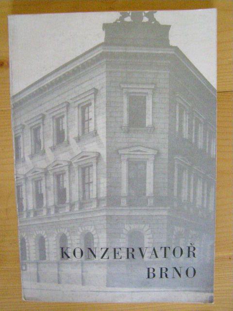 Konzervatoř Brno
