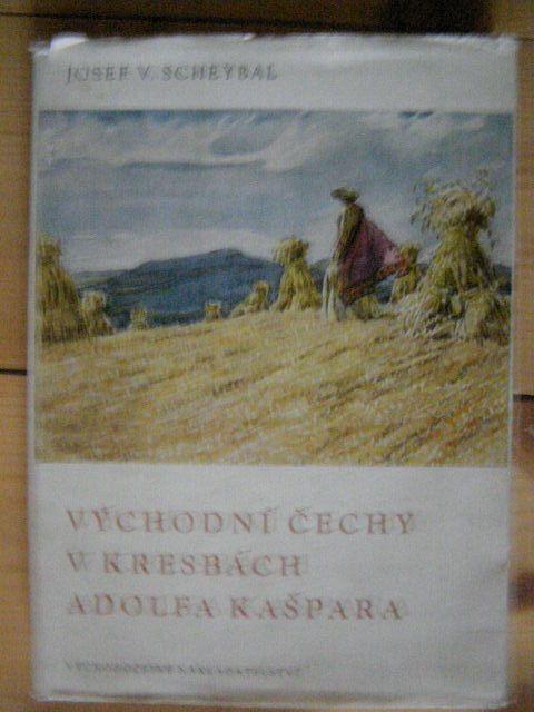 Východní Čechy v kresbách A. Kašpara