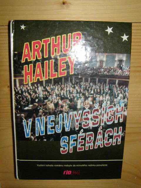 V nejvyšších sférách - A. Hailey