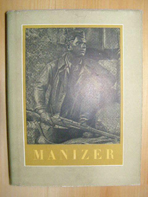 M. G. Manizer - sovětský sochař.
