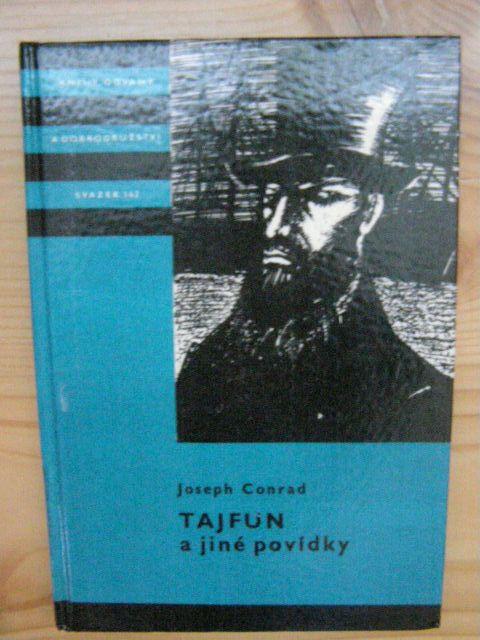 Tajfun a jiné povídky - J. Conrad