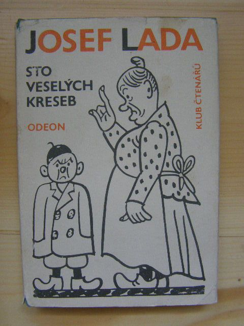 Sto veselých kreseb - J. Lada