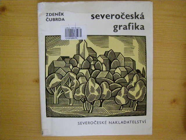 Severočeská grafika - Z. Čubrda