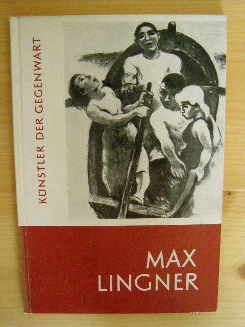 Max Lingner - malíř (německy)