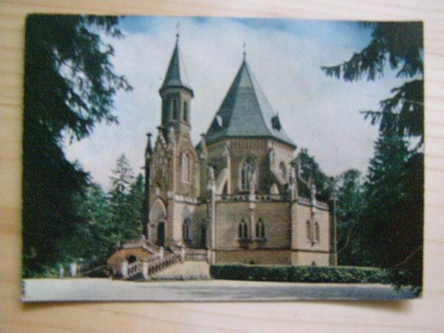 Třeboň - hrobka