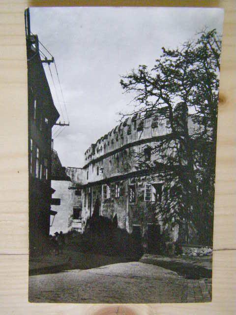 Prachatice - bývalá liter. škola