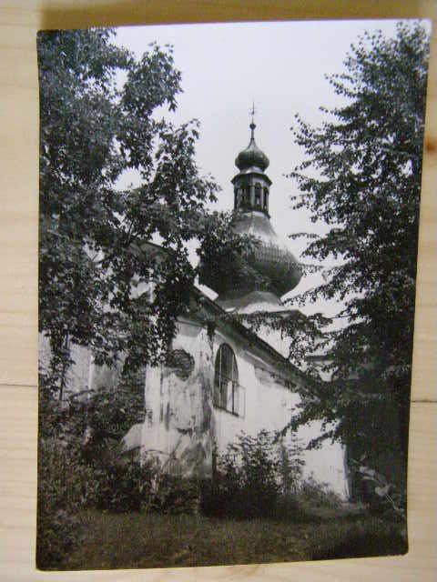 Křemešník - kostel