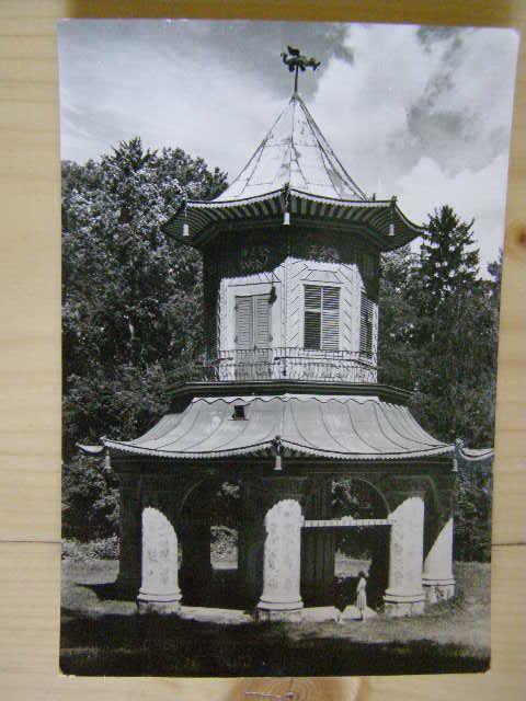 Vlašim - Čínský pavilónek