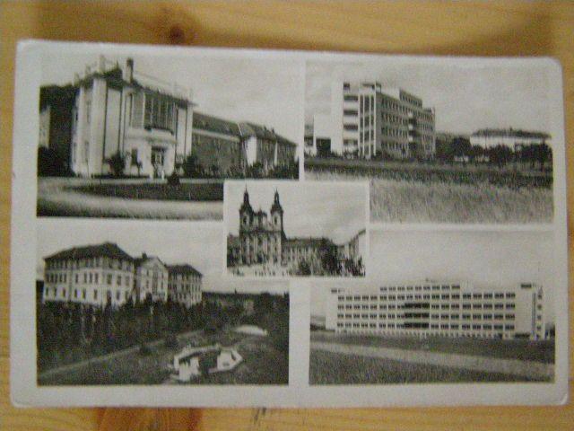 Uherské Hradiště - Zemská nemocnice