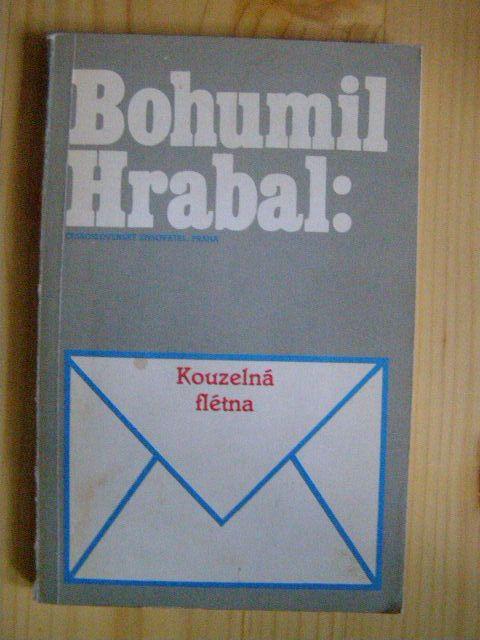 Kouzelná flétna - B. Hrabal