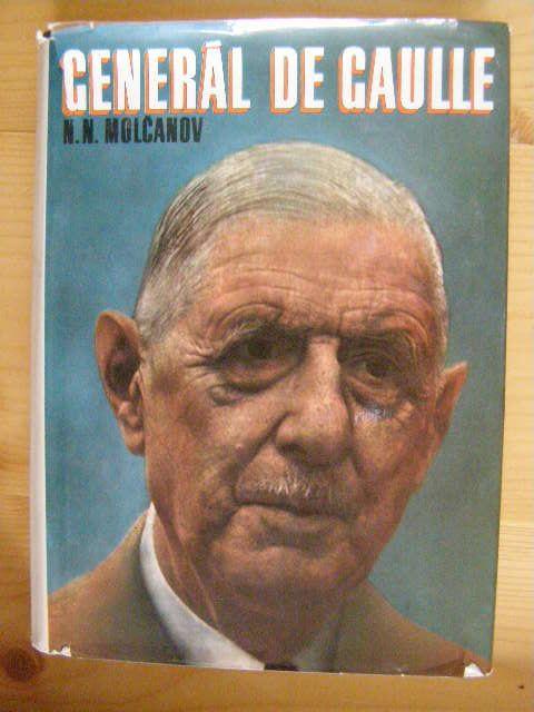 Generál de Gaulle - N. N. Molčanov
