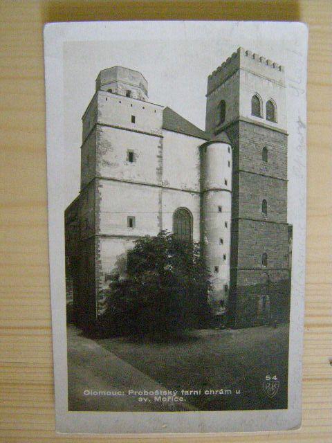 Olomouc - Proboštský farní chrám