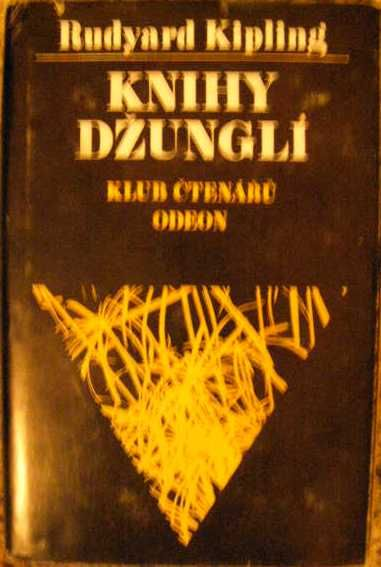Knihy džunglí (Mauglí) - R. Kipling.