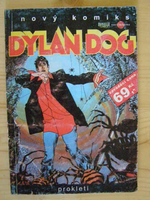 Dylan Dog - Prokletí