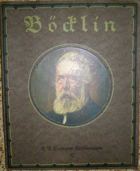 Arnold Bödlin - malíř (německy, kurent).