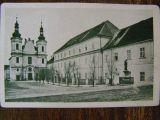 Strážnice - kostel