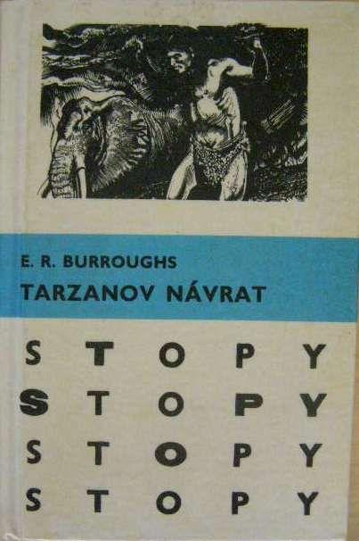 Tarzanov návrat - E. R. Burrougs