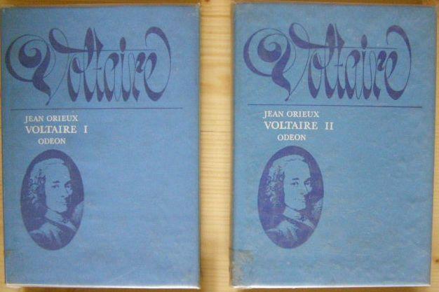 Voltaire neboli vláda ducha - J. Orieux