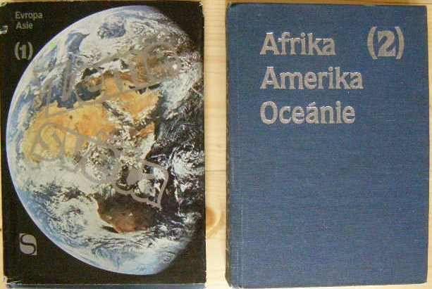 Země světa 1 a 2