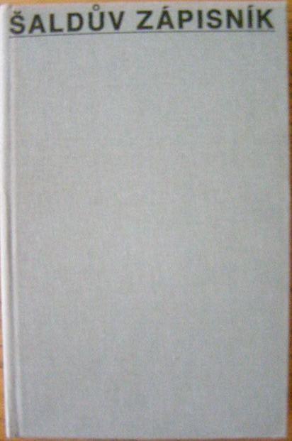 Šaldův zápisník - ročník šestý 1932 - 33.
