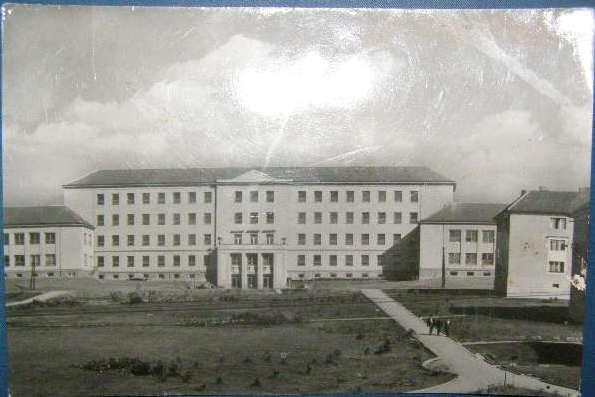 Blansko 1958