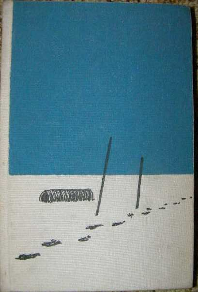 Ledová kniha (Antarktický cestovní deník) - J. Smuul, il. K. Lhoták