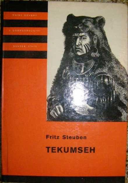 Tekumseh III. - F. Steuben