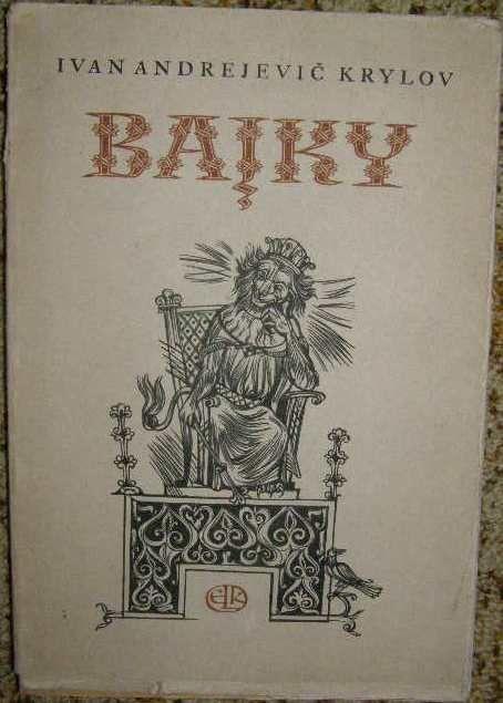 Bajky - I. A. Krylov