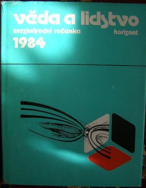 Věda a lidstvo 1984 - ročenka.