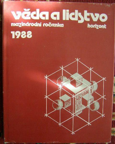 Věda a lidstvo 1988 - ročenka.