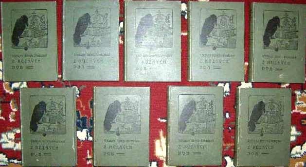 Z různých dob - Václav Beneš - Třebízský (9 knih)