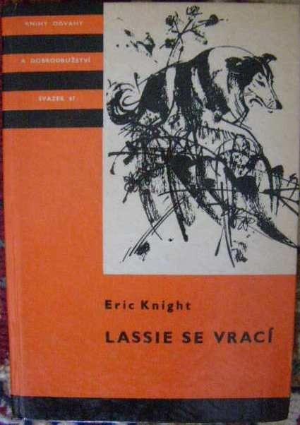 Lassie se vrací - E. Knight (KOD)