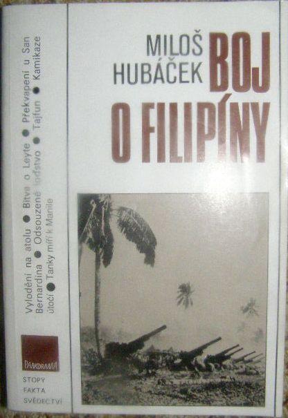 Boj o Filipíny - M. Hubáček