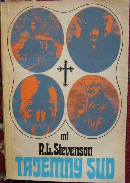 Tajemný sud - R. L. Stevenson