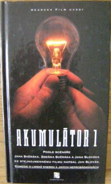 Akumulátor - J. Slovák, J a Z. Svěrákovi