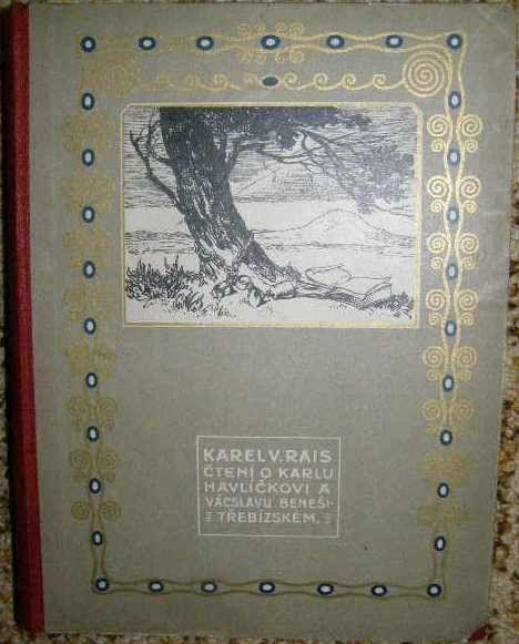 Čtení o K. Havlíčkovi a V. Beneši Třebízském (1913)
