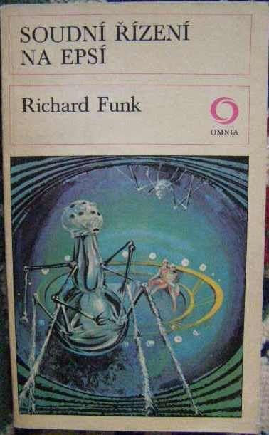 Soudní řízení na Epsí - R. Funk