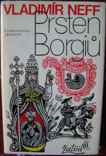 Prsten Borgiů - V. Neff