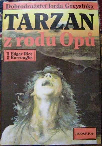 Tarzan z rodu Opů (Dobrodružství lorda Greystoka) - E. R. Burroughs