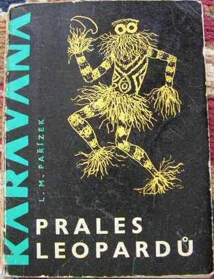 Prales leopardů - L. M. Pařízek