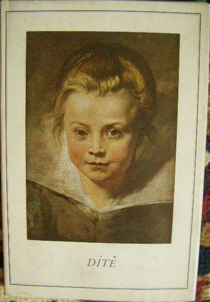 Dítě - dr. H. Lützeler