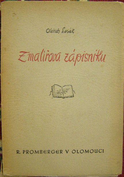 Z malířova zápisníku - O. Lasák