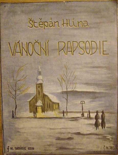 Vánoční rapsodie - Štěpán Hlína