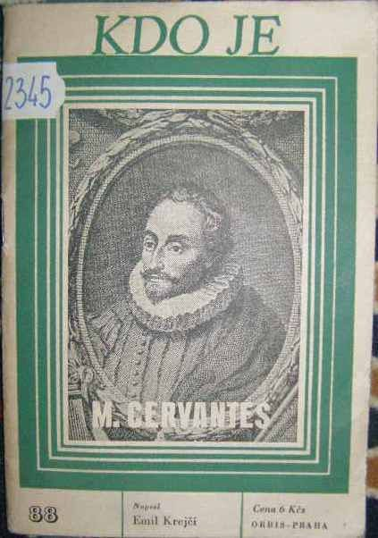 M. Cervantes
