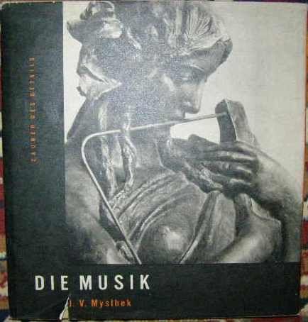 Die Musik - J. V. Myslbek (německy)