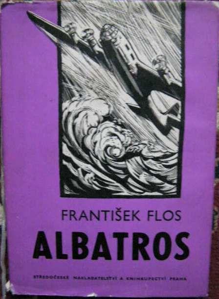 Albatros - F. Flos, il. V. Junek